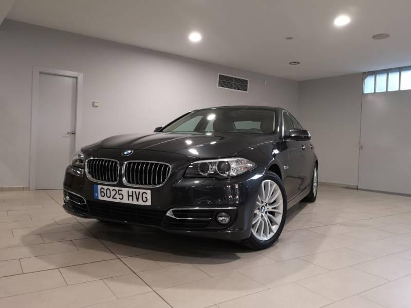 BMW Serie 5 Gran Turismo 520d
