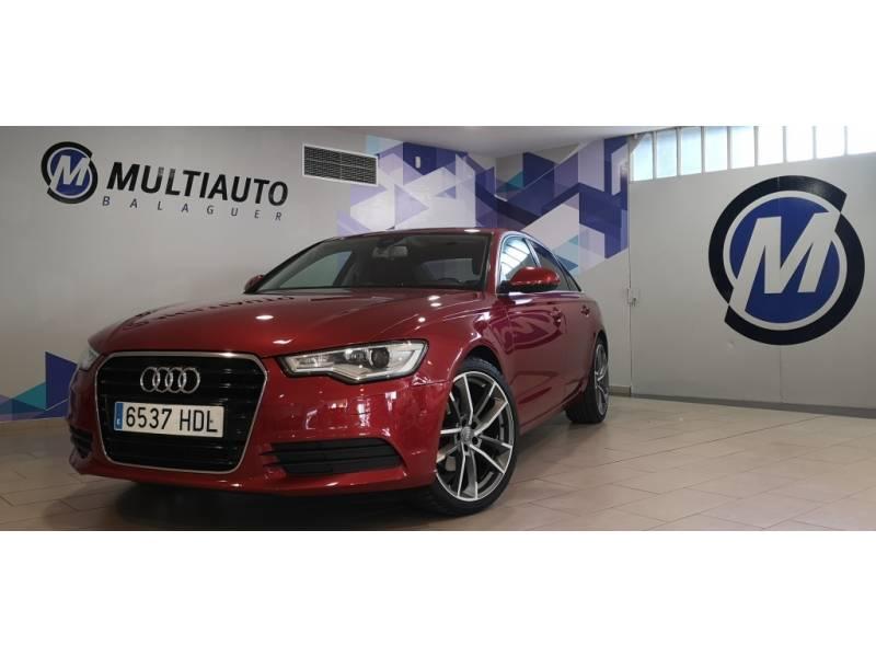 Audi A6 3.0 TDI 204cv multitronic -