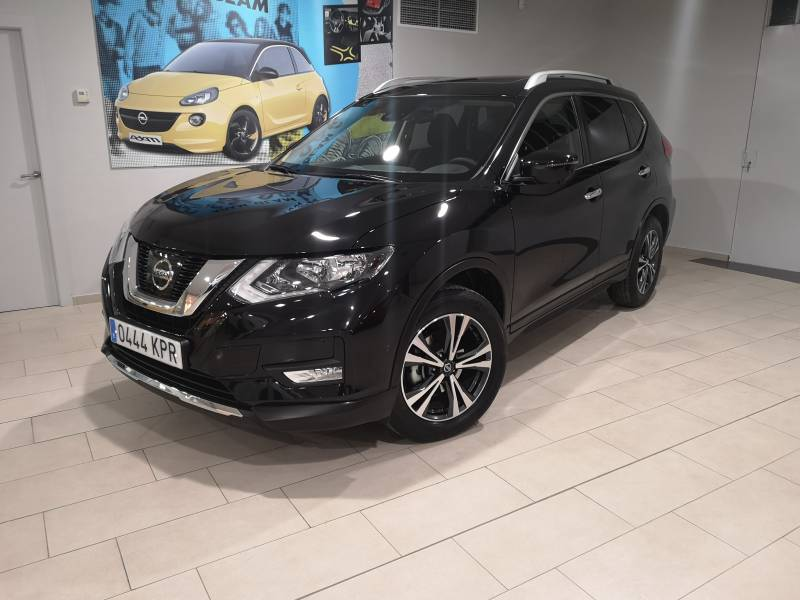 Nissan X-Trail dCi 96 kW (130 CV) XTRONIC 4x2 N-CONNECTA