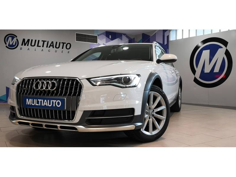 Audi A6 allroad quattro 3.0 TDI 272CV S-Tronic Advanced edition