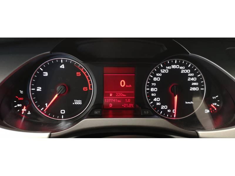 Audi A4 Avant 2.0 TDI 140cv MULTITRONIC -