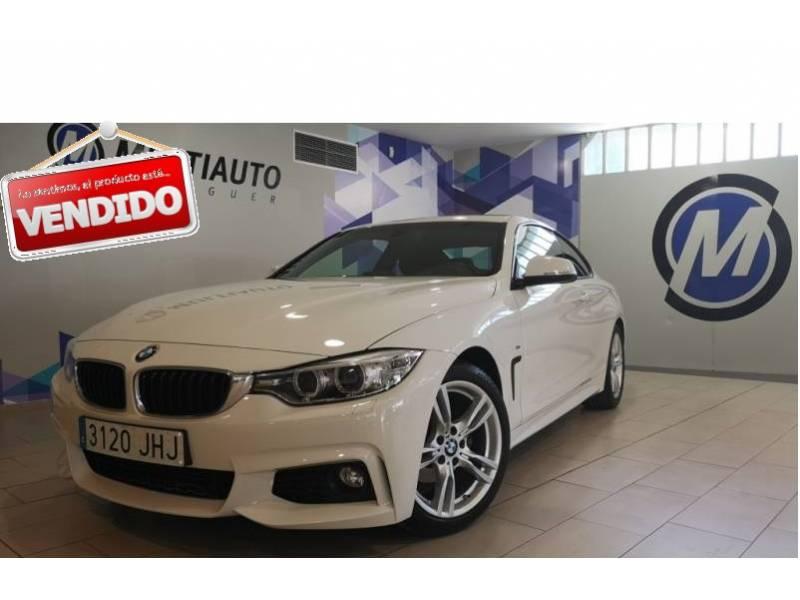 BMW Serie 4 420d M SPORT