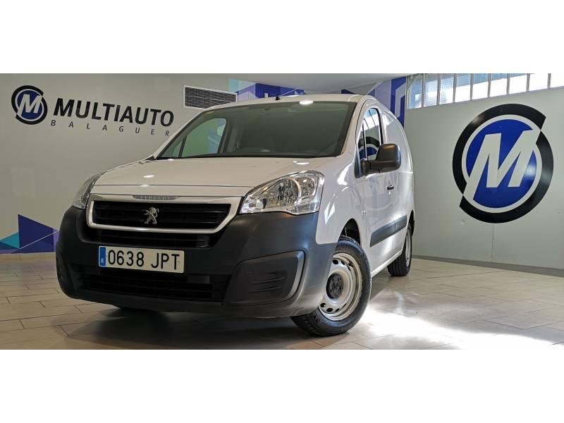 Peugeot Partner 1.6 HDi 75cv COMFORT
