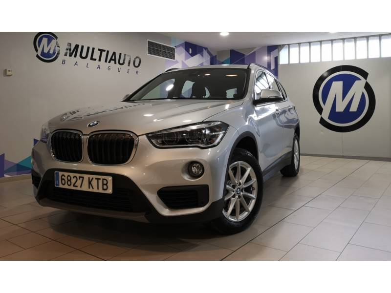 BMW X1 sDrive18dA -