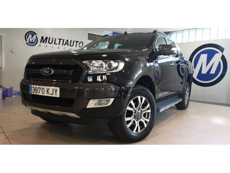 Ford Ranger 3.2 TDCi 147kW 4x4 Dob Cab   AT Wildtrack