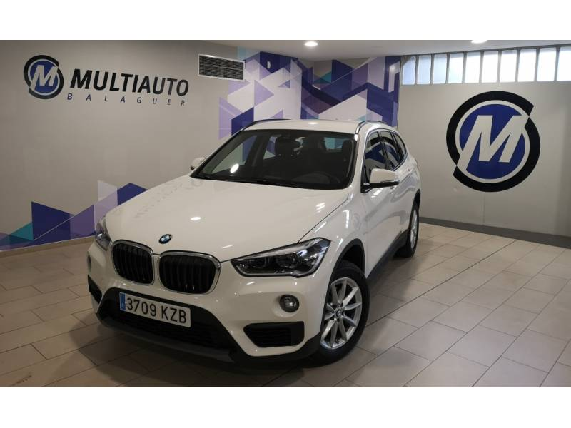 BMW X1 sDrive18d -