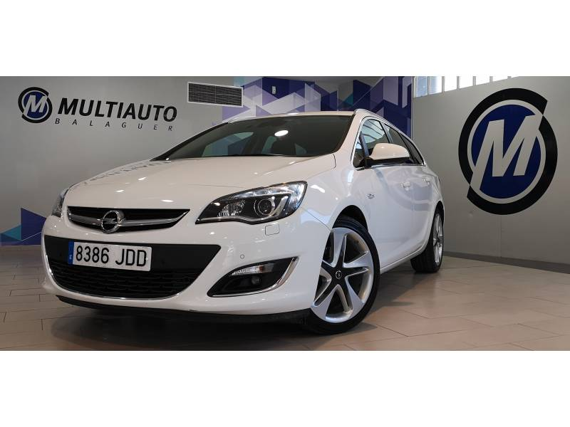 Opel Astra 2.0 CDTi 165 CV   ST Excellence