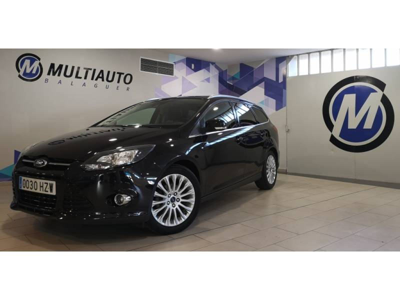 Ford Focus 1.6 TDCi 115cv   Sportbreak Titanium