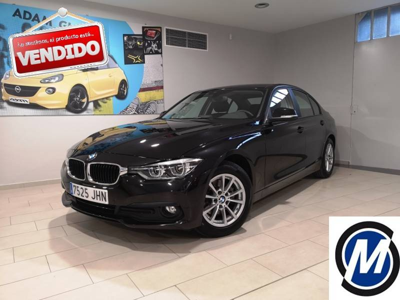 BMW Serie 3 320d EfficientDynamics -