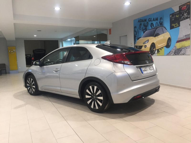 Honda Coches Civic 1.6 i-DTEC Lifestyle