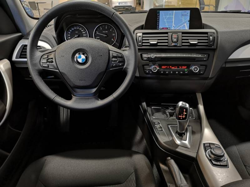 BMW Serie 1 Auto 118d
