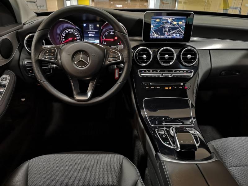 Mercedes-Benz Clase C C 220 d AMG Line
