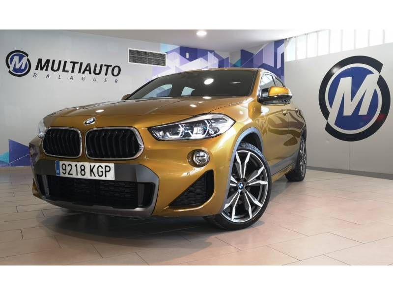 BMW X2 xDrive20dA -