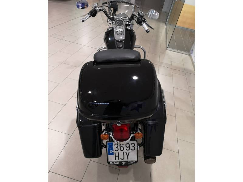 Harley Davidson Dyna Fat Bob 103 FLD DYNA SWITCHBACK