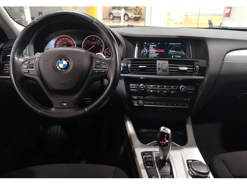 BMW X4 xDrive20d -