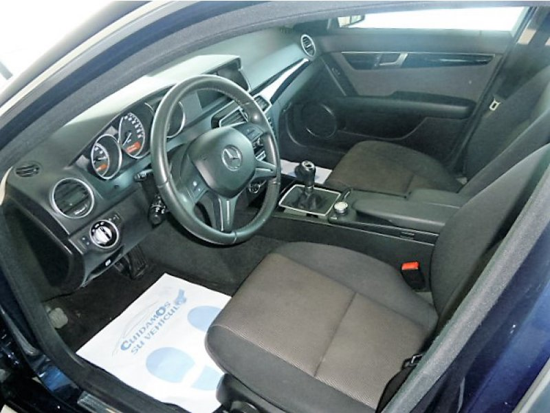 Mercedes-Benz Clase C C 200 CDI Estate Avantgarde