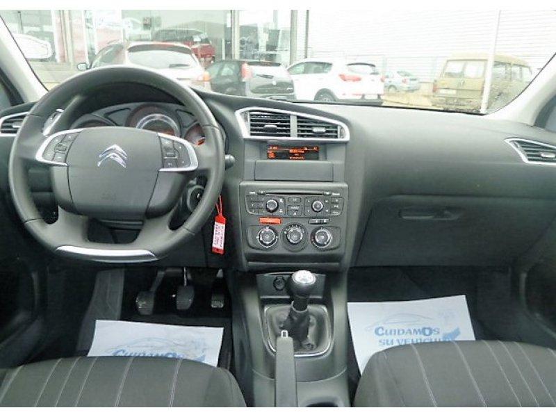 Citroën C4 1.6 HDi 90cv Tonic