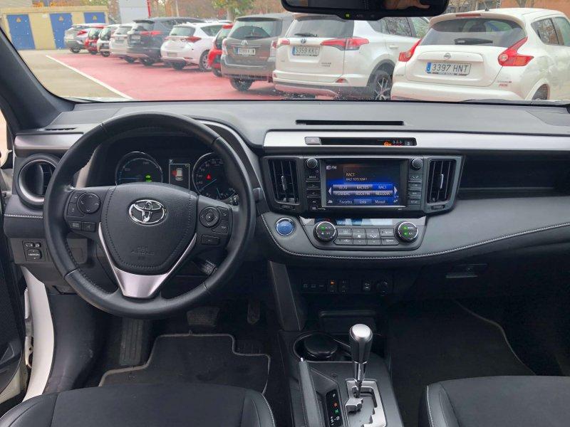 Toyota Rav4 2.5 4WD FEEL AUTOMATICO FEEL