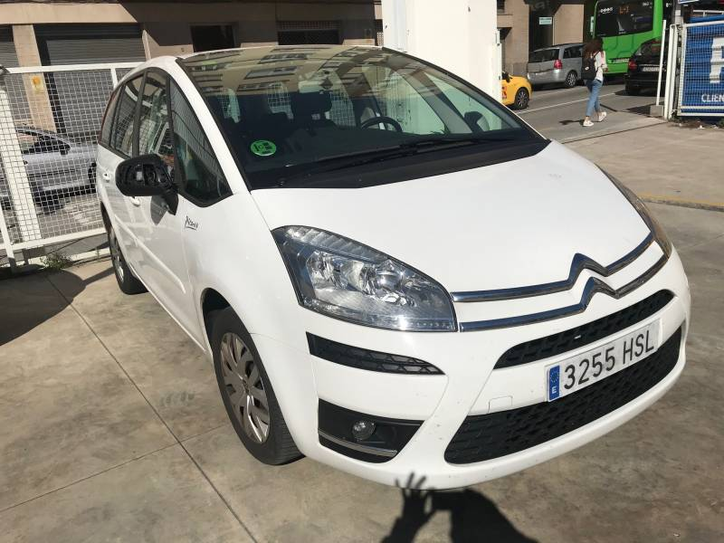 Citröen Grand C4 Picasso 1.6 VTi 120cv   5p First