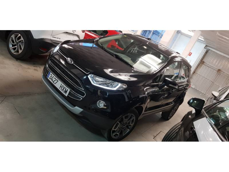 Ford EcoSport 1500 LIMITED EDITION