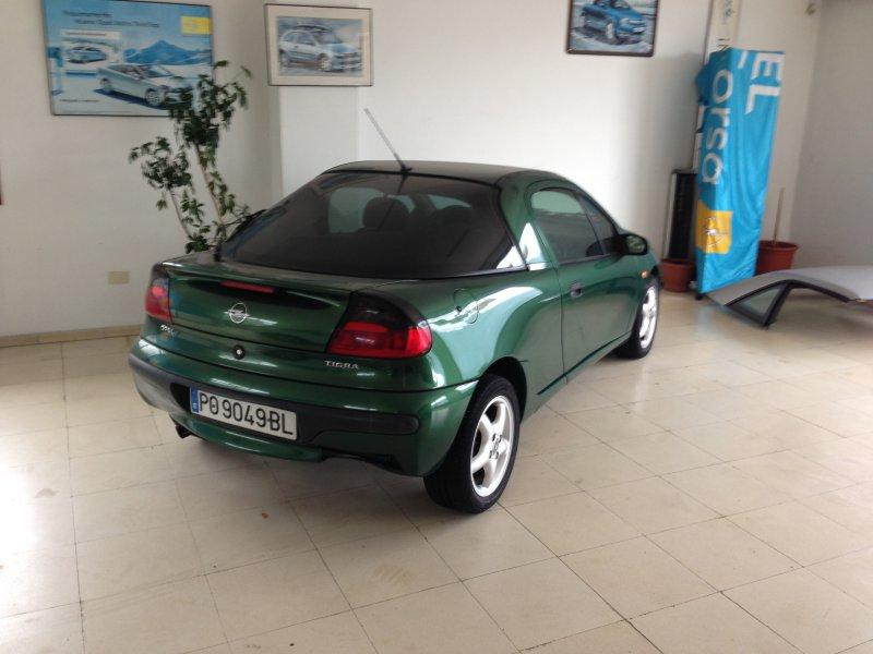 Opel Tigra 1.4I 16V -