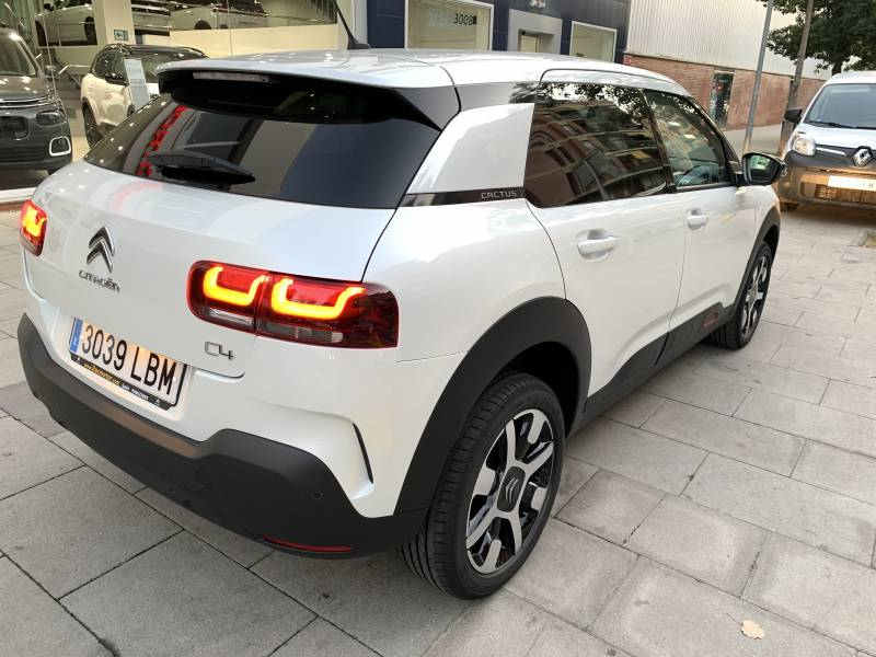 Citröen C4 Cactus 110cv 1.2 pure tech