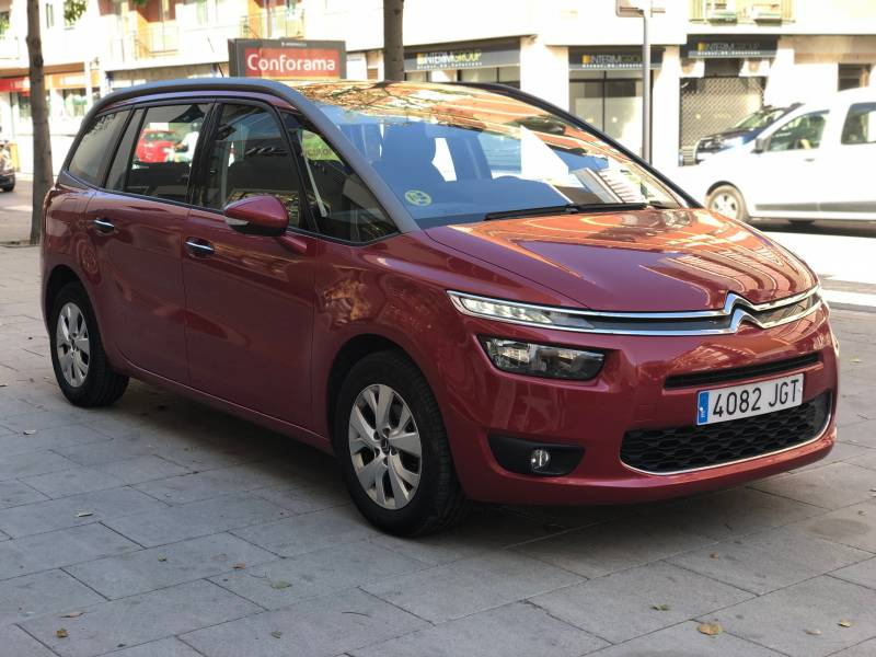 Citröen Grand C4 Picasso e-HDi 115 Airdream Intensive