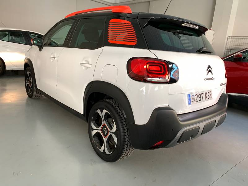 Citröen C3 Aircross 110cv 1.2 pure tech EAT6 SHINE