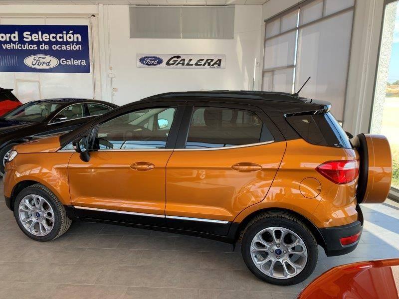 Ford EcoSport 1.0T EcoBoost 92kW (125CV) S&S Titanium