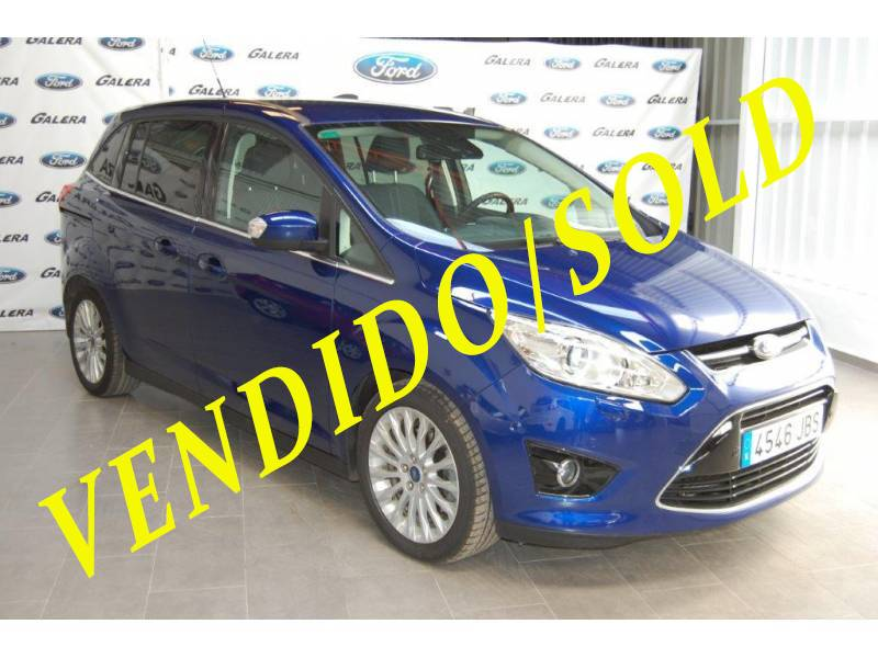 Ford Grand C-Max 1.6 TDCi 115 Auto-Start-Stop Titanium