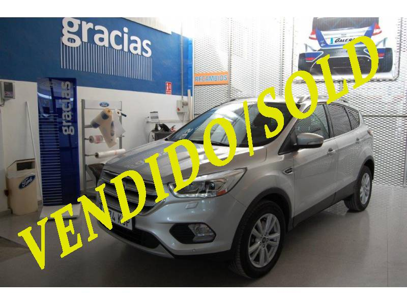 Ford Kuga 2.0 TDCi 110kW 4x2 A-S-S Trend+