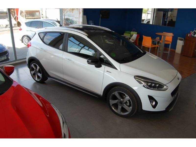 Ford Fiesta 1.5 TDCi 88kW   S/S 5p Active+
