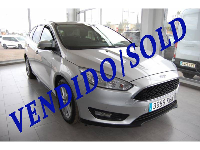 Ford Focus 1.0 Ecoboost A-S-S 125   Sportbreak Trend+