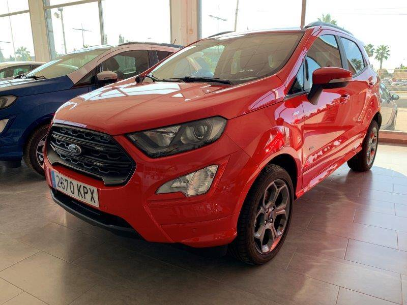 Ford EcoSport 1.5 TDCi EcoBlue 92kW S&S   4WD ST Line
