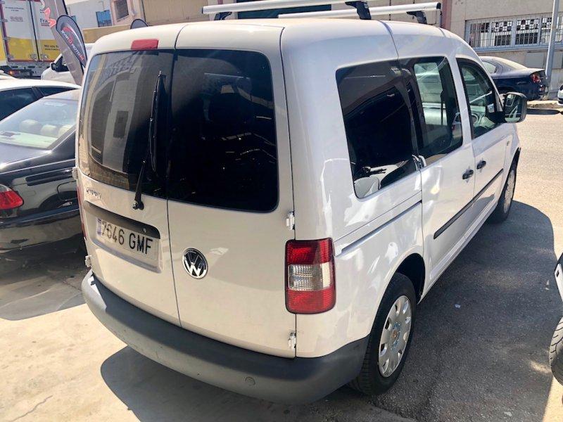 Volkswagen Caddy 1.9 TDI 75cv 5 plazas Life