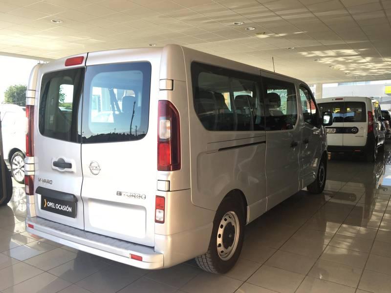 Opel Vivaro 1.6CDTI S/S 88kW (120CV) L1 2.9t Combi 9 -