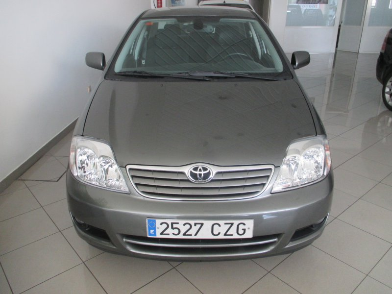 Toyota Corolla 116cv