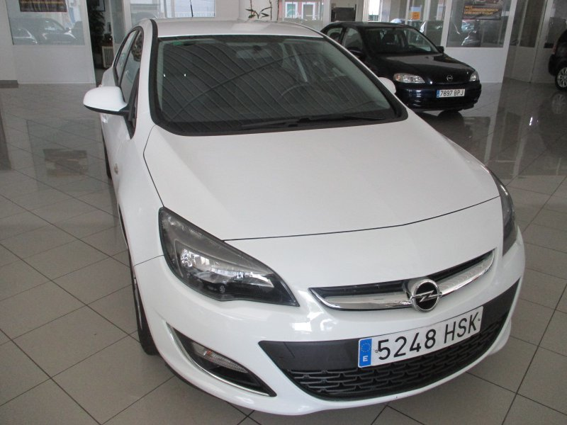 Opel Astra 1.7 CDTi S/S 110 CV Enjoy