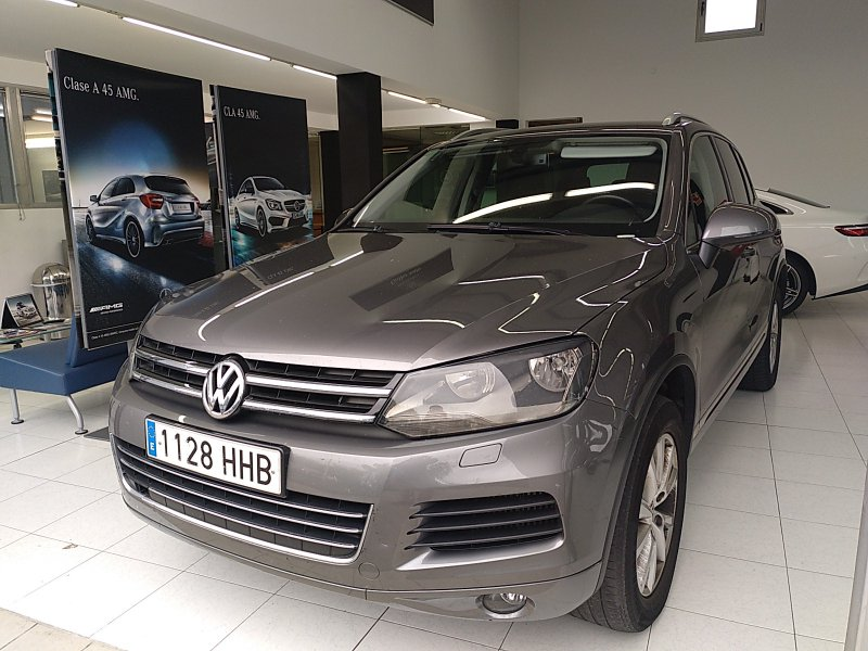 Volkswagen Touareg 3.0 V6 TDI 204 Tiptronic Tech BlueMotion