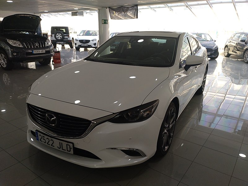 Mazda Mazda6 2.2 DE 150cv AT Luxury