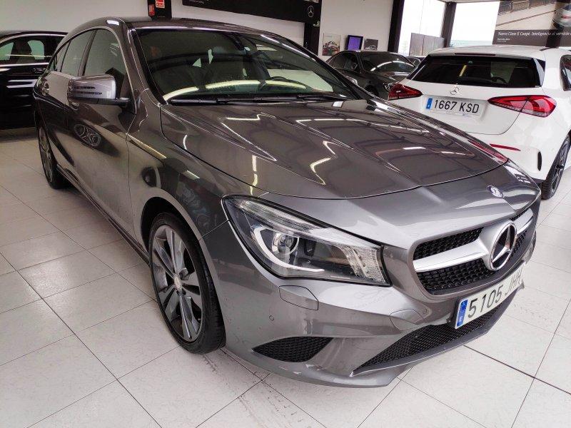 Mercedes-Benz Clase CLA CLA 200 CDI URBAN Shooting B. OrangeArt Edition