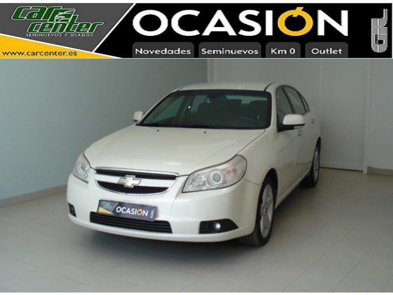Chevrolet Epica 2.0 24v LTX