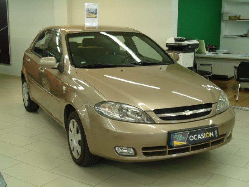 Chevrolet Lacetti 1.6 I 5P 110 CV SX