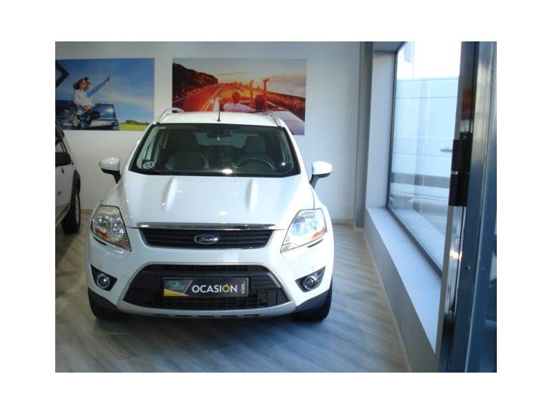 Ford Kuga 2.0 TDCi 2WD  136 CV Trend