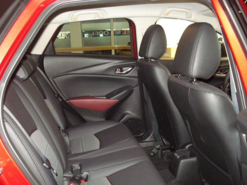 Mazda CX-3 2.0 SKYACTIV GE 88kW 2WD Luxury