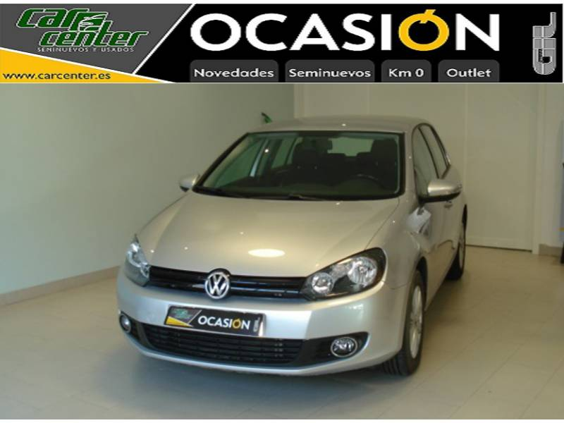 Volkswagen Golf VI 1.6 TDI  90  5P Advance BlueMotion