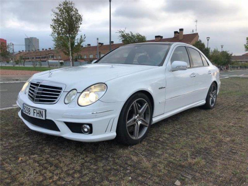 Mercedes-Benz Clase E E 63 Auto AMG