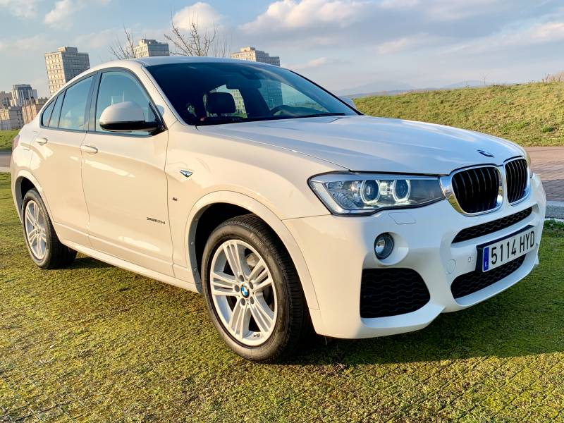 BMW X4 xDrive20d M edtion