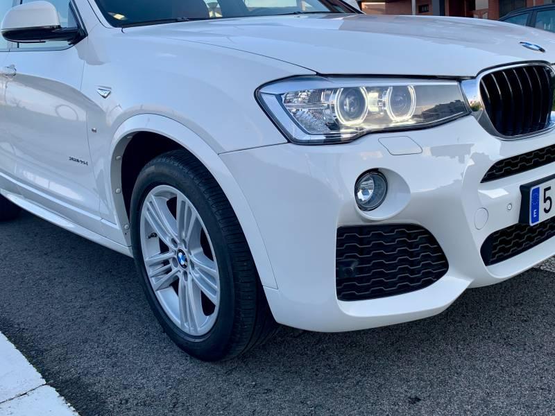 BMW X4 xDrive20d M edtion