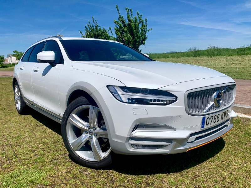 Volvo V90 Cross Country 2000 D4 AWD Aut. OCEAN RACE